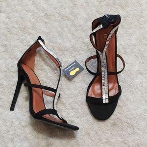 New! Fashion Nova Sugar Bling Heels